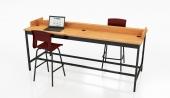 Ven-Rez-Custom Products Table - 10-Series Footrest