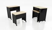 Ven-Rez Custom Teacher's Desk