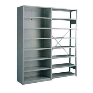 Industrial Spider Shelving (Library, Storage)