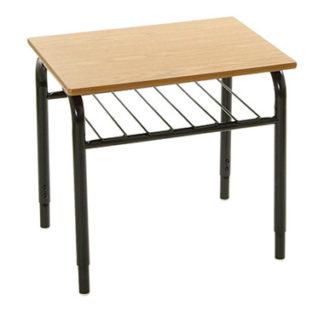 Horizon Wire Bookshelf Desk (Classroom)