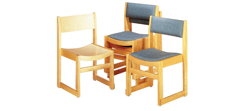 Prado Stackable Chairs -slide