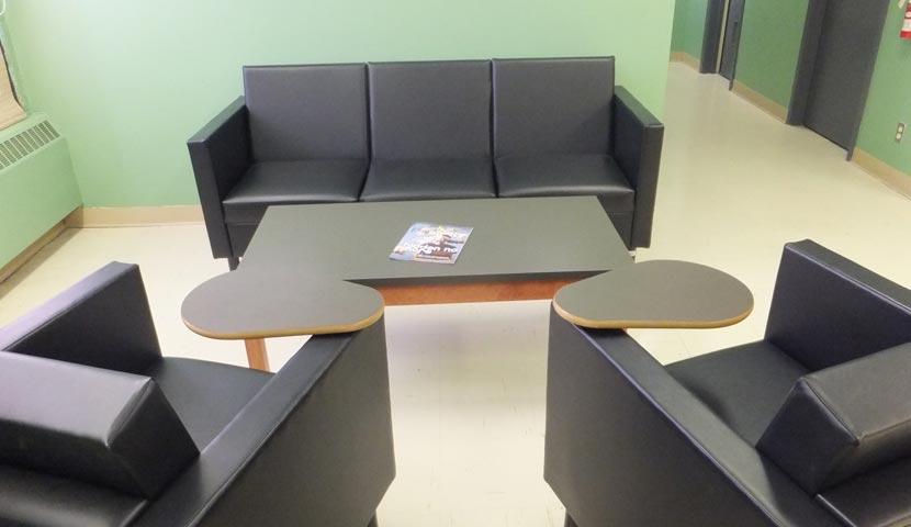 CNA Lounge Seating -slide