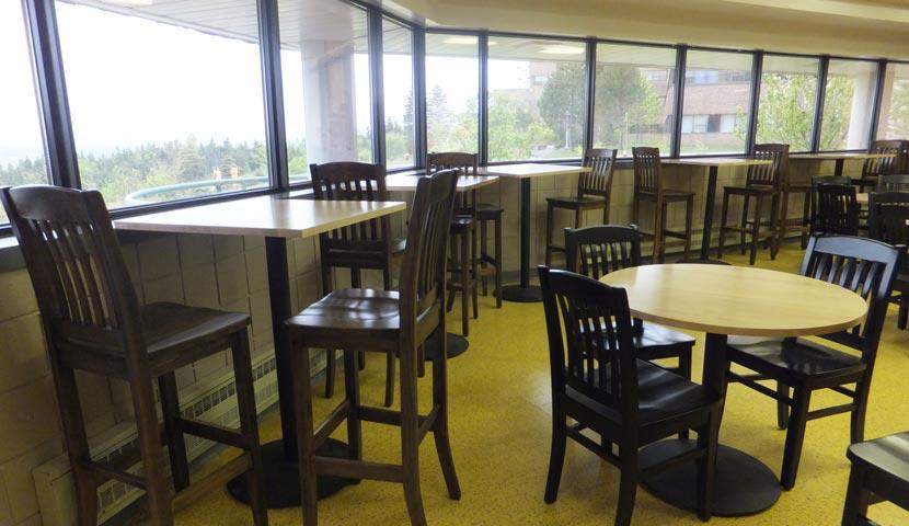 CNA Cafeteria -slide