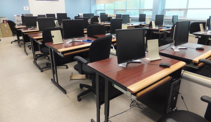 CNA 64 series cpu desks -slide