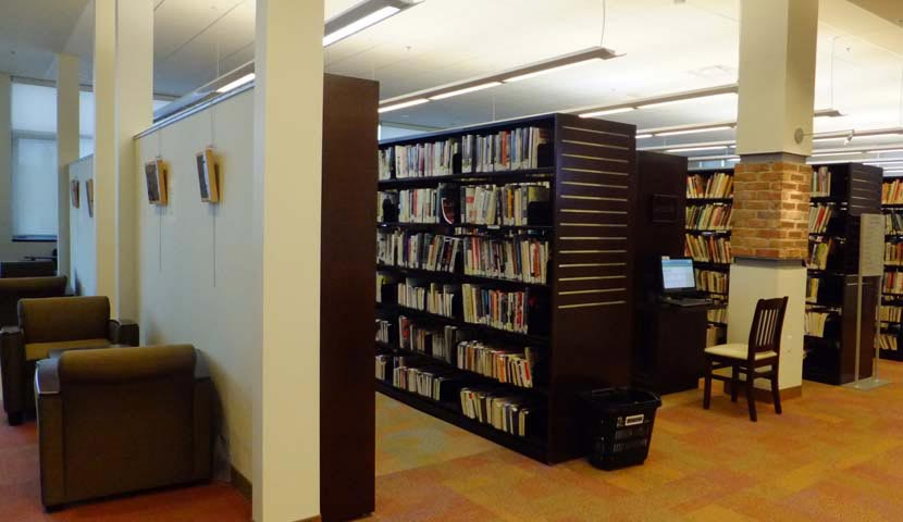 Collingwood Public Library 1