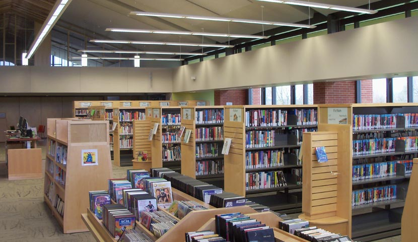Cookstown Public Library Layout