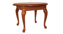 Queen Anne End Table -feature
