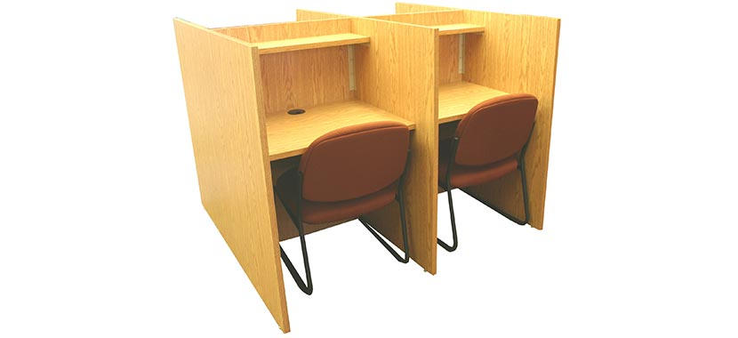 Wood Study Carrels Bing Images
