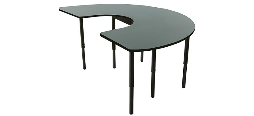 Exceptional Horizon 11 Series C Shaped Table