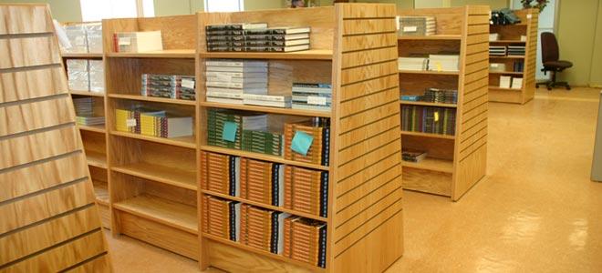 NBCC-bookstore