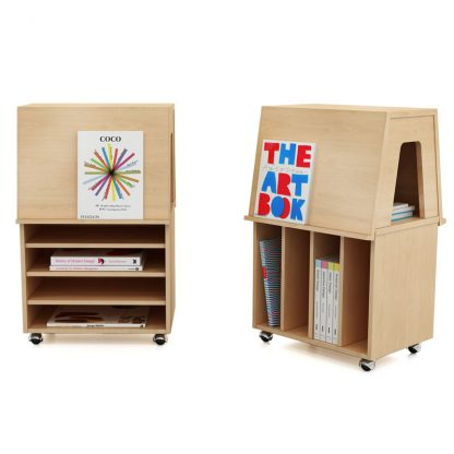 Story Time Storage and Display Unit