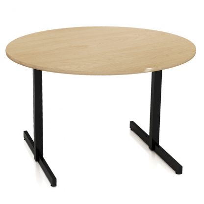 18 Series Round Cross Base Table T Legs