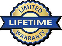 Ven-Rez Limited Lifetime Warranty